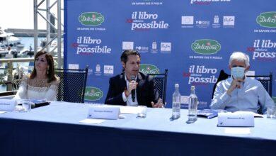 """Photo of Il """"Libro Possibile"""" arriva a Vieste: sul Gargano un'estate ricca di eventi ed ospiti, grande attesa per Saviano"""