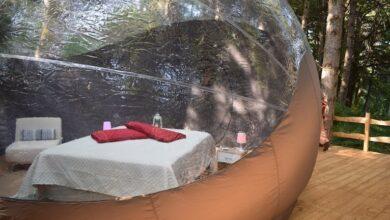 Photo of Tra Bubble Room, case sugli alberi e tante iniziative: così il borgo di Biccari conquista i turisti