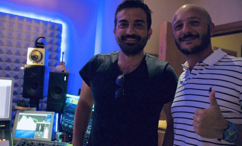"""Photo of """"Respira"""", il nuovo disco di Gigi Fracchiolla con la voce di Giuseppe Gravino"""
