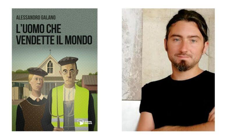 Locandina presentazione Alessandro Galano