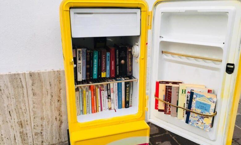 mattinata frigo libri