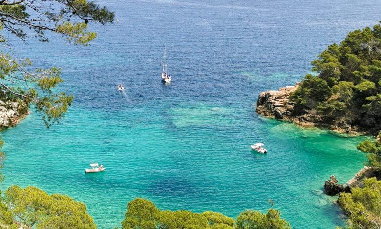 Photo of Cala dello Spido, una caletta da sogno immersa nella natura sull'isola di San Domino