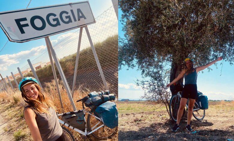 ilaria fiorillo foggia bici