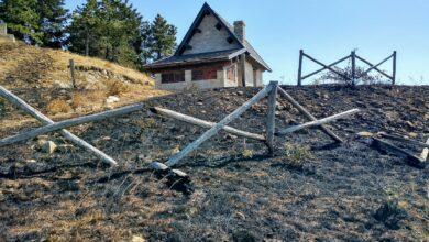 """Photo of Incendio su Monte Cornacchia, brucia il tetto di Puglia. Sindaco di Biccari: """"Il nostro Monte resiste"""""""