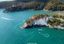 Photo of Le spiagge più belle del Gargano: mare cristallino, panorami da sogno e profumo di zagare