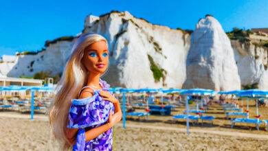 Photo of Alla scoperta di Vieste con Barbie: un modo colorato e originale per raccontare la Puglia