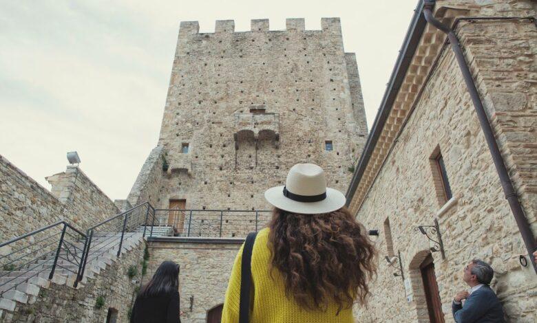 Pietramontecorvino Torre Normanna 1029
