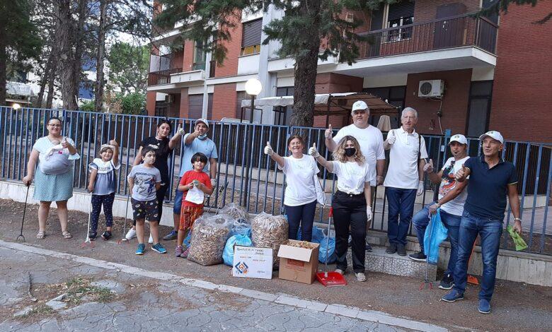 World Cleanup Day anche a Foggia 1