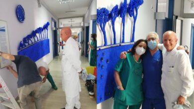Photo of Foggia, al Riuniti reparto di Chirurgia Generale ospedaliera completamente ristrutturato con il colorato albero della vita
