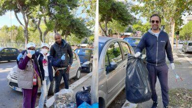 Photo of Foggia, domenica mattina dedicata alla pulizia di Viale Giotto