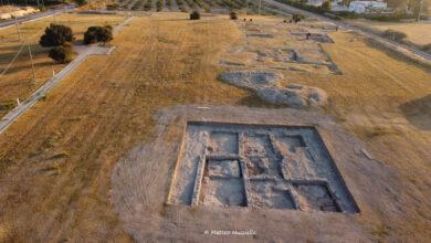 Photo of Riemerge l'antica Siponto, che spettacolo gli scatti di Matteo Nuzziello: torna alla luce una porzione di abitato medievale