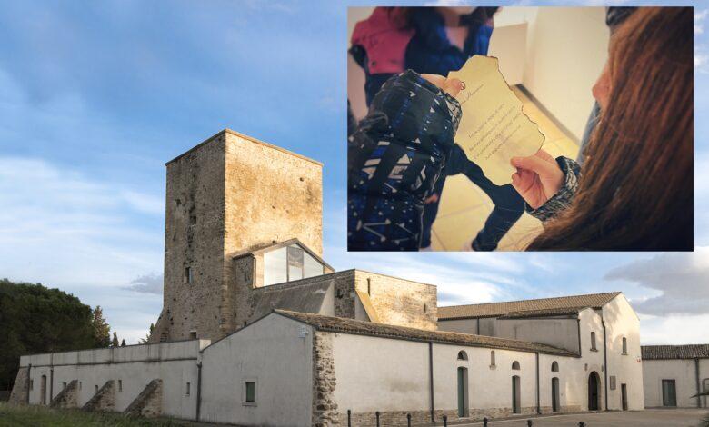"""Photo of Torna la """"Caccia al Tesoro"""" a Torre Alemanna tra reperti antichi e misteriosi corridoi"""