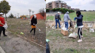 Photo of I volontari antidegrado di Foggia tornano alla Città del Cinema: raccolti più di venti sacchi di rifiuti