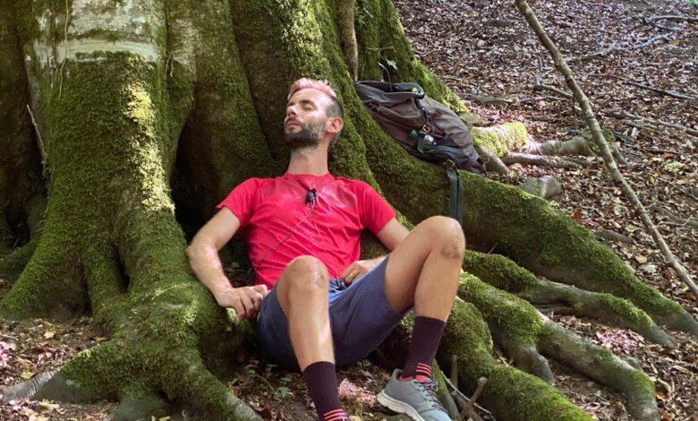 Mirco Paganelli - Un reporter in valigia nella Foresta Umbra, Gargano