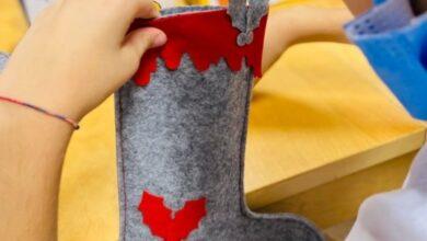 Photo of Tradizioni di Foggia, calze dei morti realizzate dai ragazzi del progetto iDO
