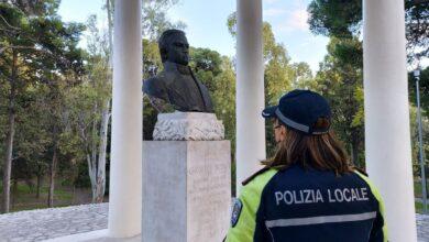Photo of Il busto di Giuseppe Rosati torna nella Villa Comunale di Foggia