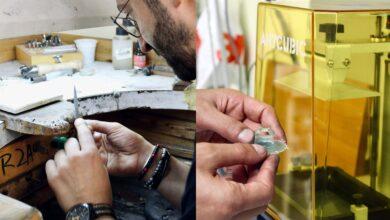 Photo of Tradizione e innovazione, a Foggia da Aurum et Margaritae l'arte orafa diventa 2.0 con la stampante 3D