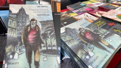 Photo of Il graphic novel sulla vita del foggiano Francesco Marcone al Salone del Libro di Torino