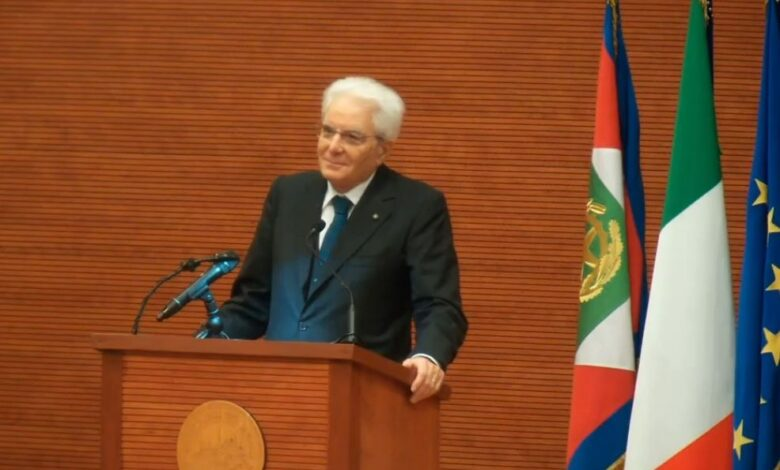Photo of Il Presidente della Repubblica Mattarella a Foggia per l'inaugurazione dell'anno accademico dell'Università