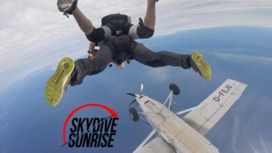 Photo of Il lancio in tandem col paracadute: il racconto di una bella esperienza